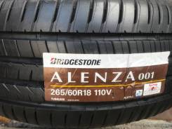 Bridgestone Alenza 001, 265/60R18 110V Made in Japan