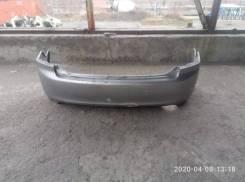 Задний бампер Honda Accord CL7 в Новосибирске