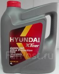 Hyundai XTeer. 5W-40, синтетическое, 4,00л.