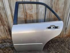 Дверь задняя левая Toyota Altezza
