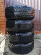Dunlop Grandtrek AT22. летние, 2013 год, б/у, износ 40%