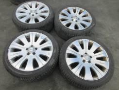 Комплект летних колес на литье. Без пр. по РФ 245/40/19 M24-17