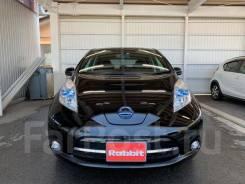 Nissan Leaf. вариатор, передний, электричество, 19 000тыс. км, б/п. Под заказ
