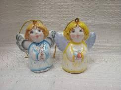Ангел. Сувенир керамический. Ручная роспись