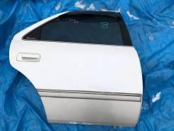 Дверь задняя правая бело-серая(28Y) Toyota Mark II Wagon Qualis MCV21