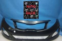 Бампер передний Kia Optima 3 TF 865112T500 14-16