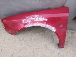 Левое переднее крыло Skoda Octavia Tour A4