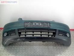 Бампер передний Volkswagen Touran, 2004 (Минивэн)