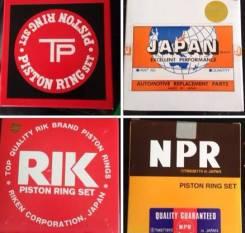 Кольца поршневые W04D STD RIK 15011, 13011-1973 Hino