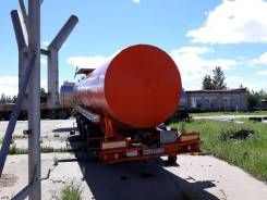 Сеспель 964871. Полуприцеп цистерна нефтевоз, 35 400кг.