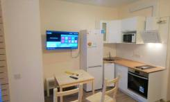 1-комнатная, улица Нейбута 8. 64, 71 микрорайоны, частное лицо, 29,0кв.м. Кухня