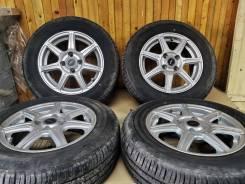 Продам Bridgestone Ecopia NH100 175/70 R14 на литье Bridgestone Toprun