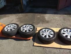 Комплект колес BMW 195/55/16 Good year ice navi nh всесезонка