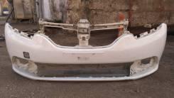 Рено Логан 2 пер бампер белый 620228143R