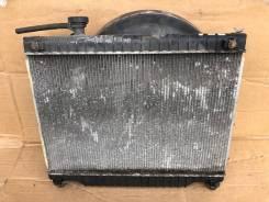 Радиатор охлаждения двс Chevrolet TrailBlazer 01-1