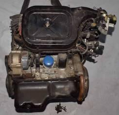 Двигатель Honda B18A двух карбюраторный