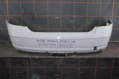 Бампер задний - Skoda Octavia A7 (2017-20гг)