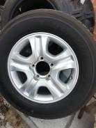 Продам оригинальный комплект колес на Toyota LC200