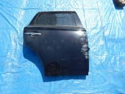 Дверь задняя правая Mitsubishi Outlander GG2W GF7W GF2W GF3W Дефект