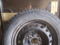 Продам колесо R14 4*100 Bridgestone всесезонное