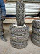 Bridgestone Blizzak Revo GZ. зимние, без шипов, 2012 год, б/у, износ 10%