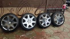 Колеса на литье Verger 215/45 R18