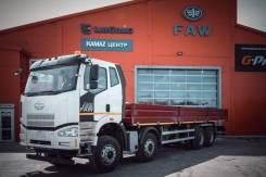 FAW J6. Бортовой грузовик , 11 050куб. см., 40 000кг., 6x4. Под заказ