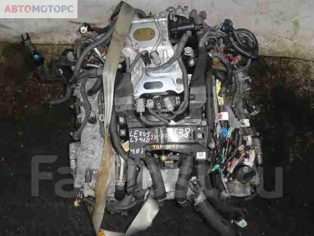 Двигатель Lexus LS IV (F40) 2006 - 2017, 4.6 л, бенз (1UR-FSE)