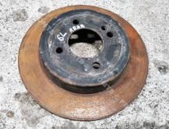 Диск тормозной задний Hyundai Solaris (RB) 584110U300