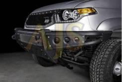 Бампер силовой передний BMS УАЗ Пат