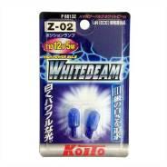 Лампа дополнительного освещения T10 Koito Whitebeam Japan 99132-12050, 90981-11069, 9666000050, 9970160500