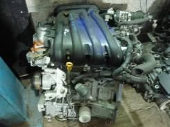Двигатель Nissan HR16DE