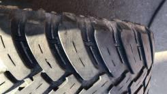 Durun Terrain Grabber M-T K334. летние, б/у, износ 10%