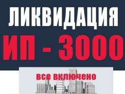 Ликвидация ИП БЕЗ посещения налоговой от 3 000р, регистрация