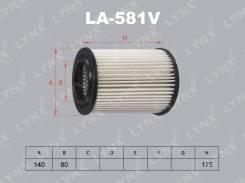 Фильтр воздушный LYNX AUTO LA-581V