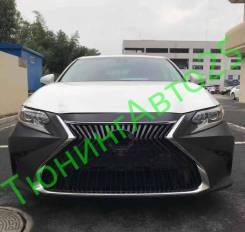 Бампер в стиле 2019 для Lexus ES250 / ES200 / ES300h / ES350 2015+
