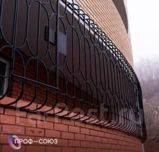 Решетки, балконные ограждения. Под заказ