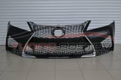 Бампер рестайлинг GS F Lexus GS250 GS350 12-15 в стиле 16+