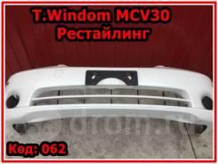 Бампер передний. Рестайлинг T. Windom MCV30