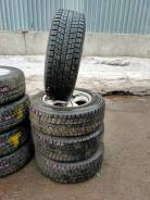 Dunlop Winter Maxx SJ8. зимние, без шипов, 2014 год, б/у, износ 10%