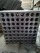 Плитка стальная напольная