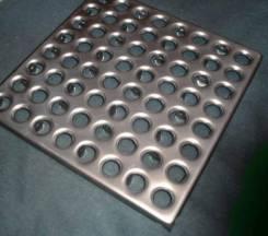 Металлическая промышленная плитка от производителя