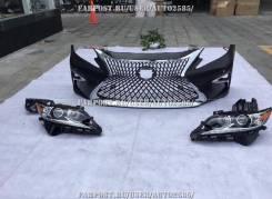 Бампер F-Sport на Lexus ES250 / ES200 / ES300h / ES350 (2015+)