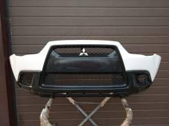 Бампер передний для Mitsubishi ASX 2010>