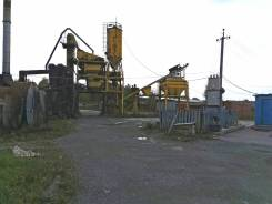 Кредмаш. Асфальтобетонный завод ДС-1858 на земельном участке 2 Га собственность
