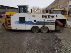 Roadtec. Продается Машина для сушки дорожного покрытия RoadDryer