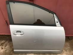 Дверь правая Toyota Prius NHW20 серебро б/п из Японии