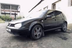 Volkswagen Golf. Кузов+ПТС, табличка 1998г. Левый руль 1.4л.