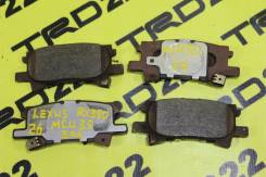 Колодки тормозные Toyota/Lexus RX350 задние, Контрактные!