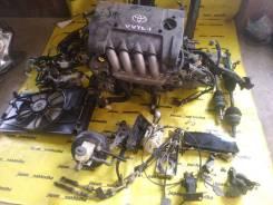 Двигатель Toyota Corolla Fielder ZZE123, 2ZZGE (свап мкпп)